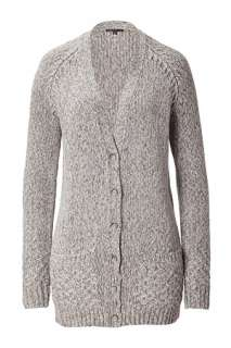 Shadow Multicolor Wool and Cashmere Blend Cardigan by