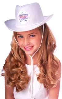 Dallas Cowboys Cheerleaders Costume Hat   Dallas Cowboys Cheerleaders