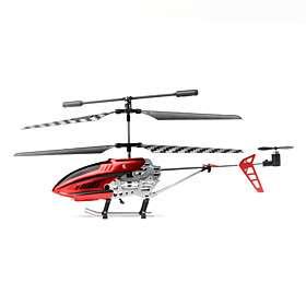 gs250i 3 canales de helicópteros de control por infrarrojos con giro