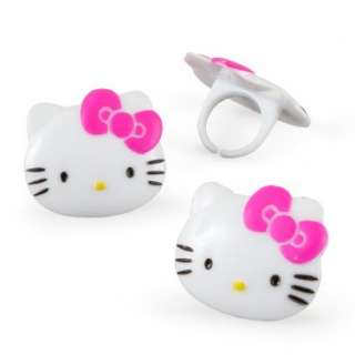 Hello Kitty Rings (8 count)   Costumes, 57314