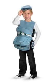 Disney Cars 2 Finn McMissile Deluxe Child Costume for Halloween   Pure