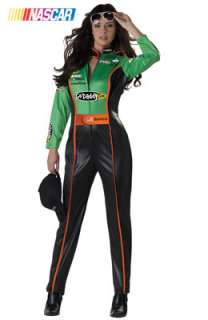 Nascar Danica Patrick Adult Costume for Halloween   Pure Costumes