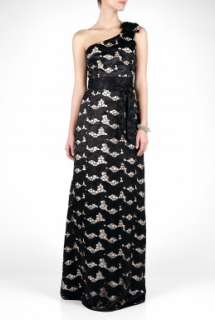 by Dannii and Tabitha  New Black Butterfly Maxi Dress by Project D