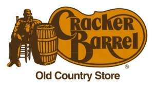 NEW Cracker Barrel Drink Coffee 3 Hook Wall Sign Plaque