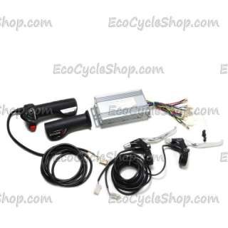 500w 36v E Bike Electric bicycle kit, LiFePO4 battery