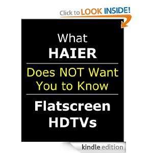 TV Ultra Slim Wall Mount NOT DVD Combo) Haier HD TV Test Team