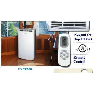 10,000 BTU Portable Air Conditioner with Carbon Filter