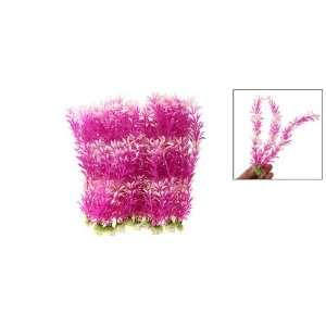 Underwater Plastic Aquarium Plants Fish Tank Ornament Pet Supplies
