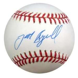 Jeff Bagwell Signed Baseball   NL PSA DNA #P39334
