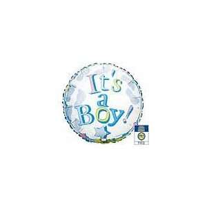 Its a Boy Baby Shower Balloons Decorations  Toys & Games