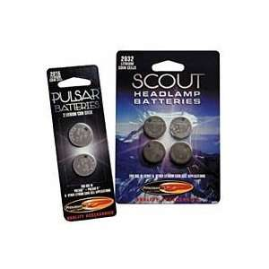 PT Coin Cell Batteries 2 Pack