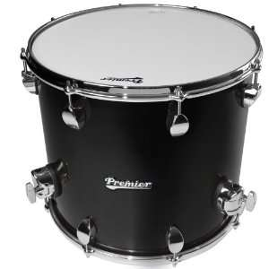 Inches Short Floor Tom, Drum Set (Black Sparkle) Musical Instruments