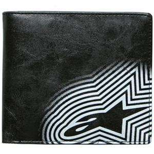 Alpinestars Bold Star Wallet     /Black: Automotive