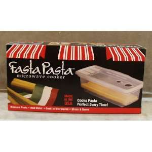 Fasta Pasta Microwave Cooker Kitchen & Dining