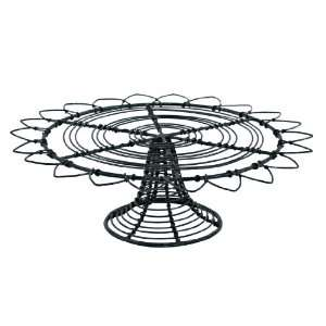 America Retold Wire Cake Stand: Kitchen & Dining