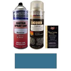 12.5 Oz. Clipper Blue Metallic Spray Can Paint Kit for
