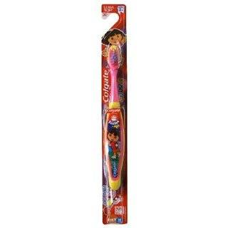 Colgate SpongeBob Extra Soft Kids Toothbrush (Pack of 6