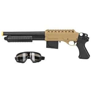 Academy Sports Crosman 6mm Airsoft Rifle and Pistol Kit