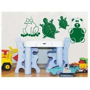 wall sticker wall mural decor cute kids room
