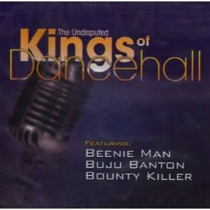 Kings Of Dancehall Various Artists Music
