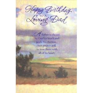 Happy Birthday to a Loving Dad (5403 0):  Home & Kitchen