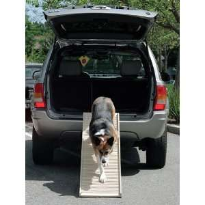 Pet Step Ramp II 70Lx18W Patio, Lawn & Garden