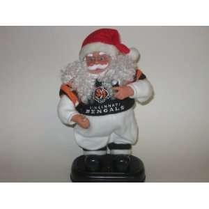 13 Rock N Roll Battery Operated Christmas Singing & Dancing Santa