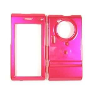 Cuffu  Solid Hot Pink   SAMSUNG T929 MEMOIR Smart Case Cover Perfect