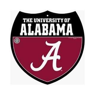 Alabama Crimson Tide Route Sign *SALE*
