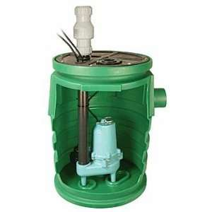 Plus System with 1 Piece Cover, Bolt On Flanges and .5HP Pump 511082