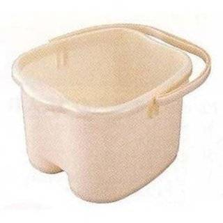 Foot Bath Wood Bucket Tub for Massage, Small (SE 42