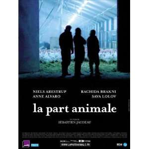 Part animale, La Poster Movie French 27x40