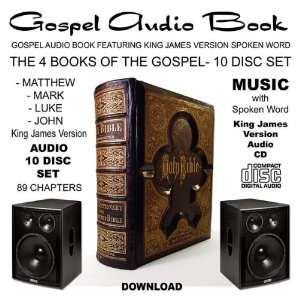 Gospel Audio Book Gospel Audio Book Music