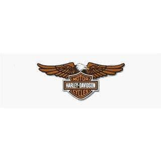 Harley Davidson Eagle Rear Window Graphic Tint Decal