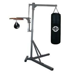 Professional Heavy Bag Stand, Graphite