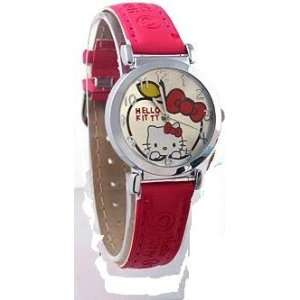Miss Peggy Jos   Hello Kitty Childs Classic Style Quartz