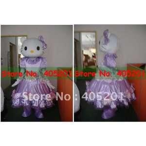 purple dress hello kitty costumes Toys & Games