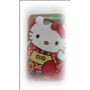 Hello Kitty Japanese Style Hard Case Cover for Samsung Galaxy Note