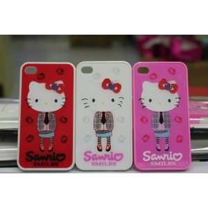 New iPhone 4G/4S Hello Kitty in Shirt Series Style Hard