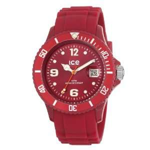 com Ice Watch Womens SWDRUS11 Winter Collection Deep Red Watch Ice