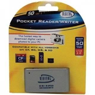 Pocket USB Hi Speed Card Reader & Writer   CR 72 Flash Card Readers