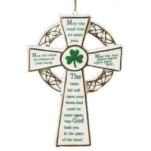 Irish Cross Christmas Ornament New Celtic Gift