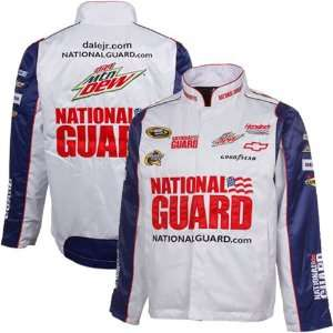 Authentics Dale Earnhardt Jr. Official Replica Full Button Jacket