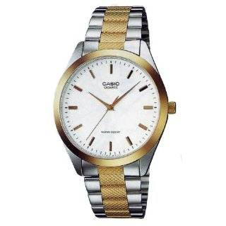 Casio Mens MTP1274SG 7A Silver Stainless Steel Quartz Watch with