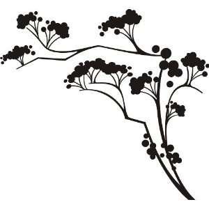 Japanese tree Vinyl Art