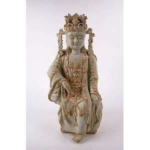 Ming Dynasty Porcelain Kwan Yin (1368 1644): Home & Kitchen