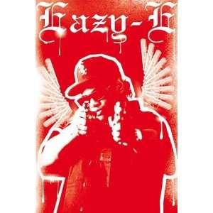 Pistol Wings Eazy E Guns West Coast Gangster Hip Hop Rap