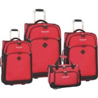 Timberland Monadnock 4 Piece Luggage Set Clothing