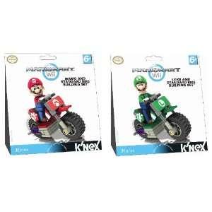 Nintendo Super Mario & Luigi Knex Mario Kart Standard Bike