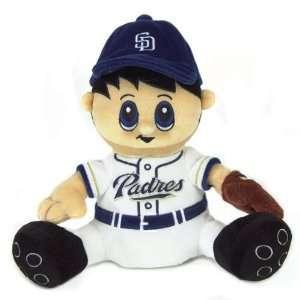 MLB San Diego Padres Stuffed Toy Plush Baseball Mascots 9 Home